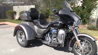 8. Harley Davidson Trike 2016 Triglide Ultra for sale