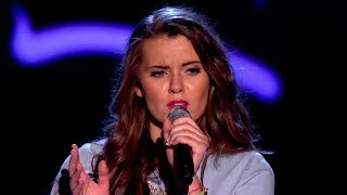The Voice UK 2014 Blind Auditions Rachael O'Connor singing 'Clown' FULL