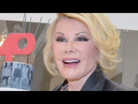 ENTERTAINMENT - Brian Stelter and Entertainment Tonight's Nancy O'Dell look at Joan Rivers' groundbreaking career.
