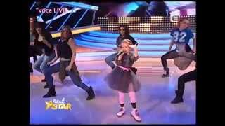 "Mariuca Enache - Jessie J - ""Do it like a dude"" - Next Star"
