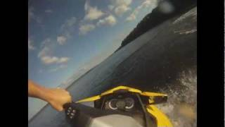10. Sea-Doo RXT 260 IS First Ride