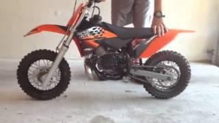 10. KTM SX 50 2010