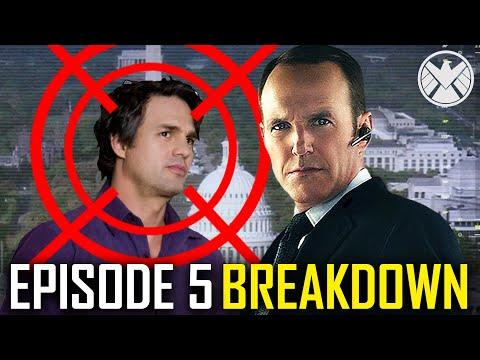 AGENTS OF SHIELD Season 7: Episode 5 Breakdown & Ending Explained | Easter Eggs, Theories & More