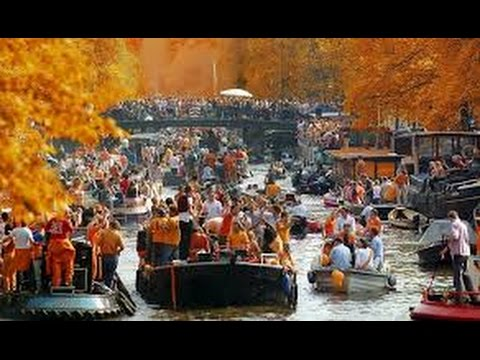 Kings Day Amsterdam 2016 - Best Party Boats At Koningsdag