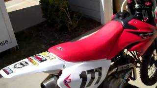 6. Honda CRF 70 Full Mod Rev