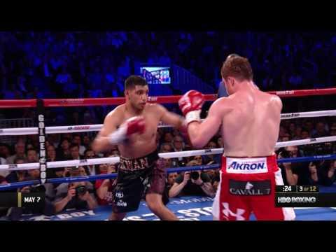 Canelo vs. Khan 2016 – Full Fight (видео)
