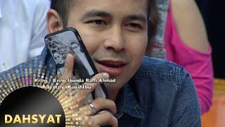 Download Video Raffi terharu ngucapin selamat hari ibu ke ibunya [Dahsyat] [22 Des 2015] MP3 3GP MP4