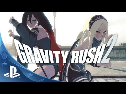 Gravity Rush 2 - trailer d'annonce