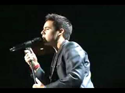 David Archuleta When You Say You Love Me - Philly, PA
