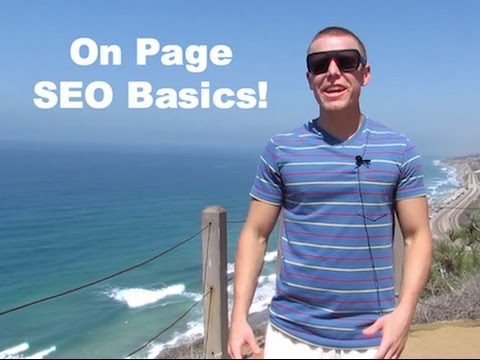 Super Basic Onsite SEO Training - Learn SEO Fast!