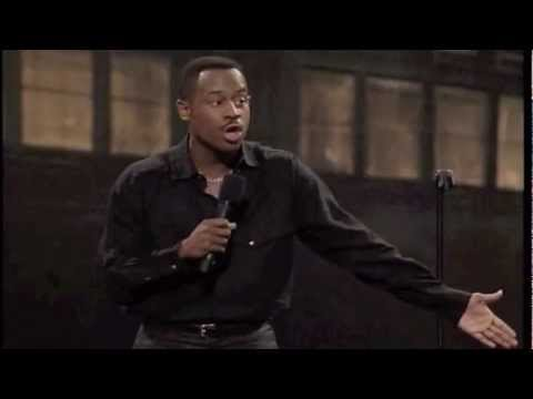 Martin Lawrence, Chris Tucker and Bernie Mac Stand Up Part1