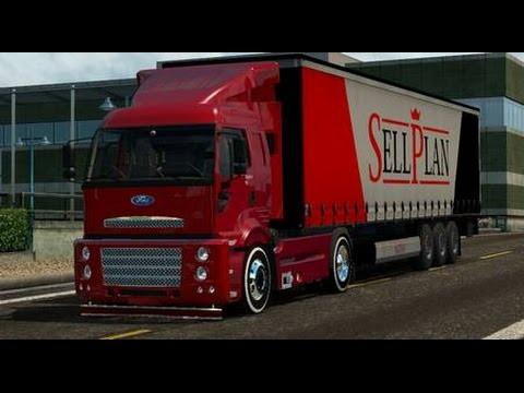 Ford Cargo 1838T E5 1.22.x