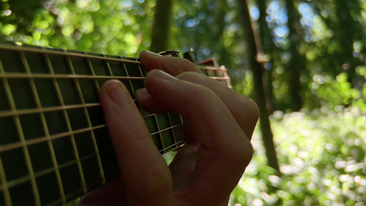 Beautiful Acoustic Guitar Melodies – Tuesday's Melody