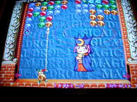 magical drop 2 neo geo rom