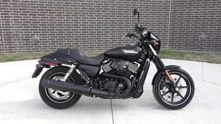 10. 507430   2017 Harley Davidson Street 750   XG750