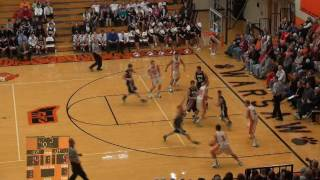 Rochester High School Boys Basketball vs Warsaw