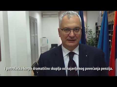 Драган Шутановац: Вучић ће оставити пустош иза себе, ДС ће вратити пензије!