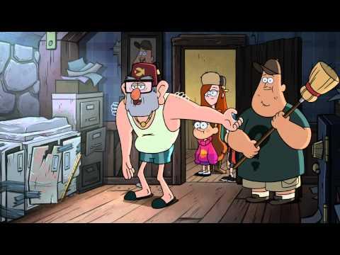 Gravity Falls 1.19 (Clip)