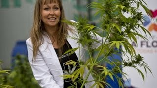 Exposicion Cannabis Medicinal por Ana Maria Gazmuri, Presidenta de Fundación Daya