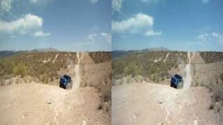 Taking the Ford F150 Out to Table Mesa Road - GoPro Hero 3D