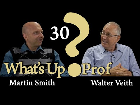 Walter Veith & Martin Smith - Prophets, Miracles, Signs & Wonders - What's Up Prof? 30