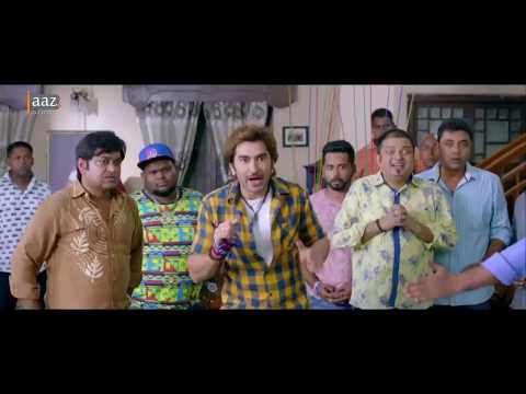 Badsha The Don Funny Clip 2  | Jeet | Nusraat Faria | EID 2016