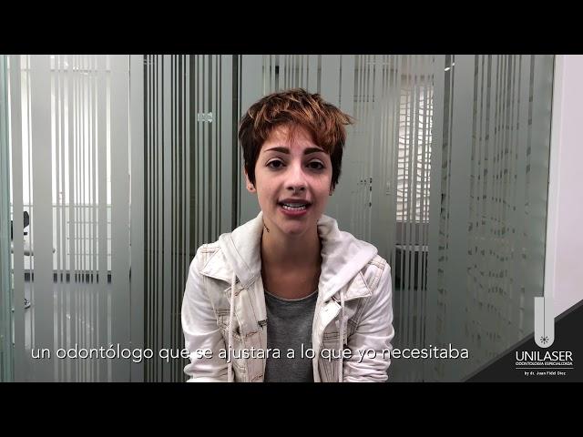 Unilaser | Testimonio de paciente de Canadá
