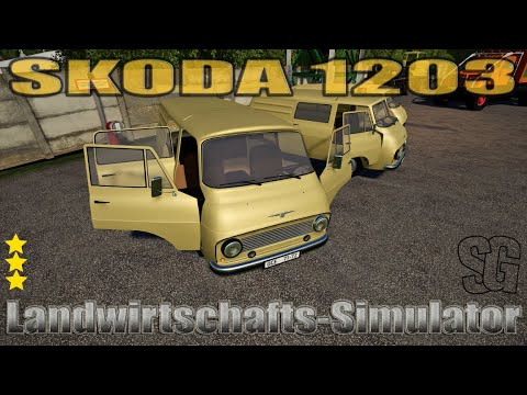 SKODA 1203 v1.0.0.0