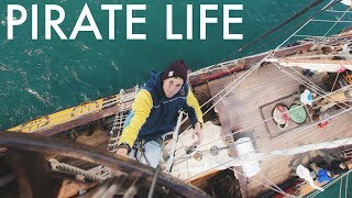 Living in a Russian Tall Ship and sailing around Ireland is easily one of the craziest things I have done yet. Can't wait to top it. The Shtandart is modelled after Peter the Great's boat and was built in 1991 by the captain and a handful of volunteers. More on that in the coming videos. Make sure to hit the notification button to be notified when Part 2 is live!Yesterday's vlog - We're Going Seperate Wayshttps://www.youtube.com/watch?v=fGXFNrpDPR0Shtandart's Channel: http://bit.ly/2uZ54svInstagram https://www.instagram.com/lostleblancSnapChat LostLeBlancTwitter LostLeBlancFacebook LostLeBlancLaura's Instagram LaurareiddLaura's YouTube https://www.youtube.com/laurareiddSongs:Quick musical doodles and sex - two feetLoch Lomond - Wax and WireCopyright Free Music HERE: https://goo.gl/fF1Q5NSome songs used are from our comrades aboard the boat! --------------------------------------FAQ:-What camera and equipment do you use? https://www.youtube.com/watch?v=Kuq50cVSFbw-What do you use to edit your videos? FCPXApril, 2016