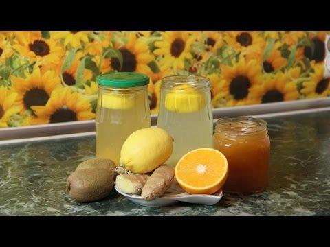 Как сделать из имбиря и лимона напиток для похудения