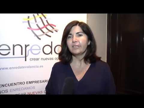 Entrevista a Paloma Tarazona, Directora de FEVECTA en Enrédate Alzira