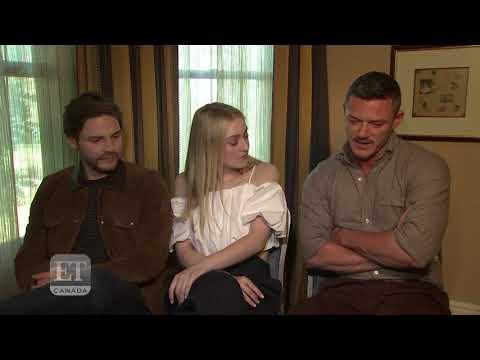 Dakota Fanning And Luke Evans Talk 'The Alienist'