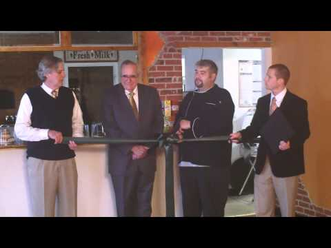 Marmalade Ribbon Cutting