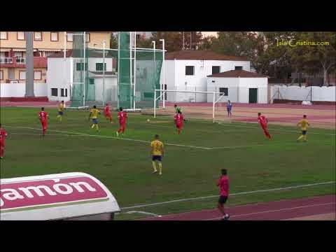 Video Resumen del Partido Isla Cristina FC -VS- La Palma CF