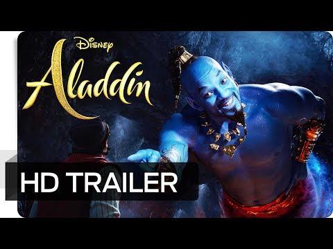 ALADDIN - Offizieller Trailer (deutsch/german)   Disney HD