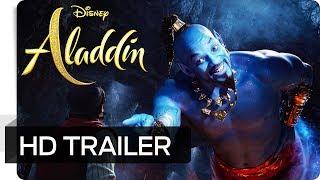 ALADDIN - Offizieller Trailer (deutsch/german) | Disney HD