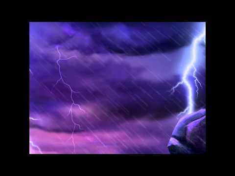 thunder - A higher quality version of my first Rain and Thunder video. The original video is older and I know the sound wasn't that great. Back then I couldn't create ...