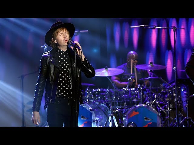 Beck-performs-up-all-night