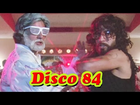 Disco 84 - Amitabh Bachchan, Inquilaab Song