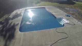 Video In-ground Pool Time Lapse MP3, 3GP, MP4, WEBM, AVI, FLV Juli 2019