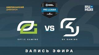OpTic vs SK - ESL Pro League S7 NA - de_overpass [JayTB, GodMint]