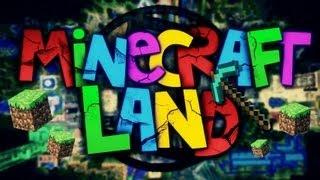 Video MINECRAFT'LAND : Le parc d'attraction le plus fun AU MONDE ! - Partie 1 MP3, 3GP, MP4, WEBM, AVI, FLV Agustus 2017