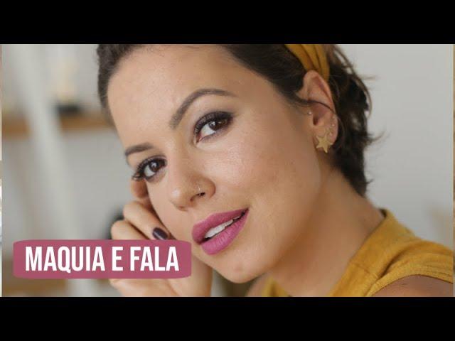 MAQUIAGEM FÁCIL PARA DIA E NOITE - Juliana Goes