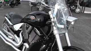 9. 000340 - 2007 Victory Hammer   Scratch & Dent - Used Motorcycle For Sale