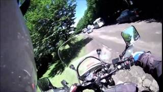 <h5>Video of Robert Echard bypassing a traffic queue</h5><p>Video of Robert Echard bypassing a traffic queue</p>