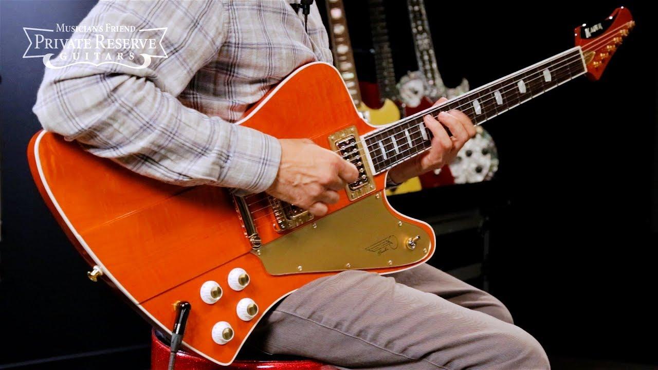 Kauer Guitars Banshee Deluxe Electric Guitar