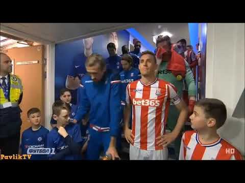 Chelsea vs Stoke City 5 - 0 All Goal & Highlight