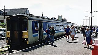 Mallaig United Kingdom  City new picture : British Rail Vignettes June 1992 #7 Oban to Mallaig - cab views from 156s