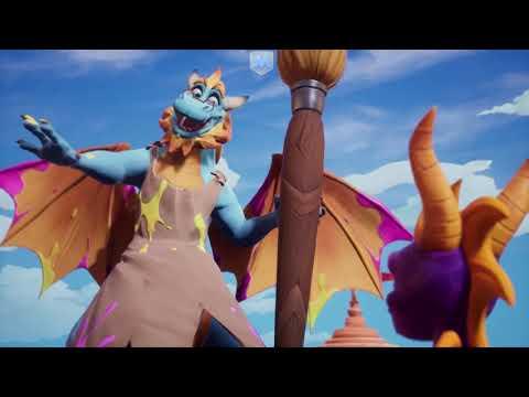 Stone Hill (niveau Spyro 1) de Spyro Reignited Trilogy