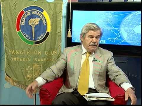 A TUTTO PONENTE: PANATHLON CLUB IMPERIA SANREMO